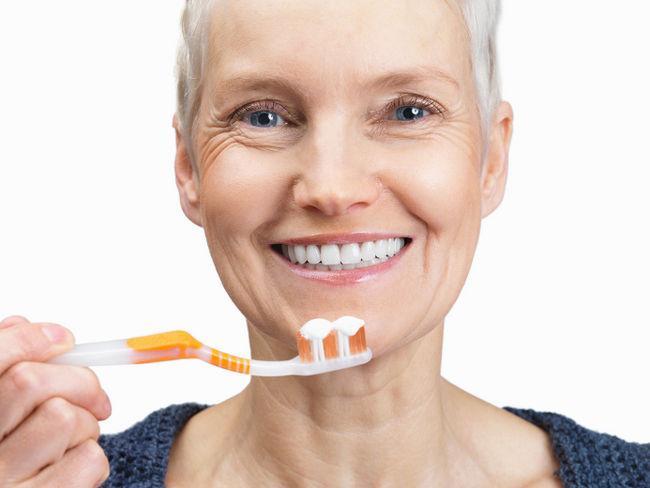 odontologia para idosos