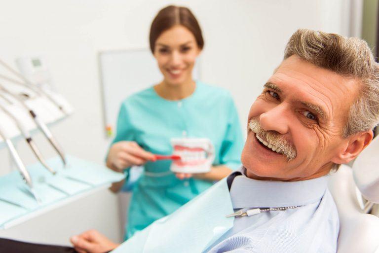 saúde bucal do idoso